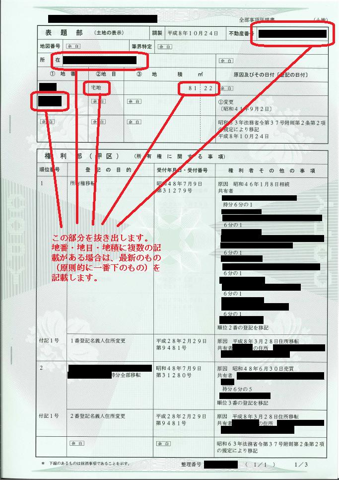 相続登記に必要な遺産分割協議書の作成方法【無料ダウンロードOK】